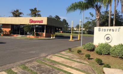 Starrett investe mais de R$ 50 milhões em sua fábrica no Brasil