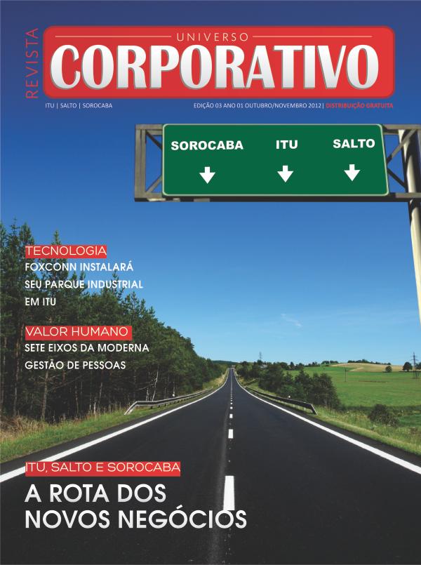 Sorocaba, Itu, Salto. A rota do desenvolvimento