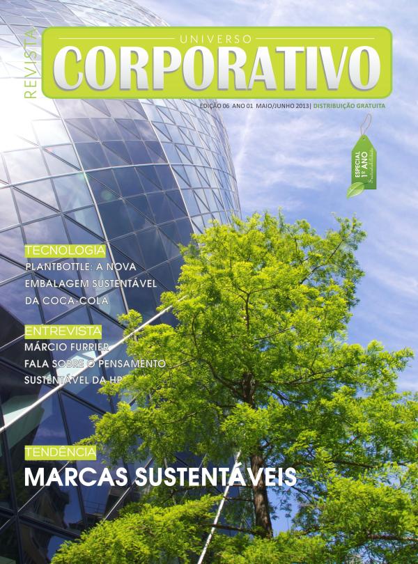 Pensamento verde: Marcas sustentáveis