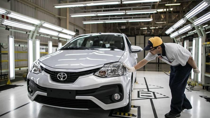 Toyota anuncia terceiro turno nas unidades de Sorocaba e Porto Feliz