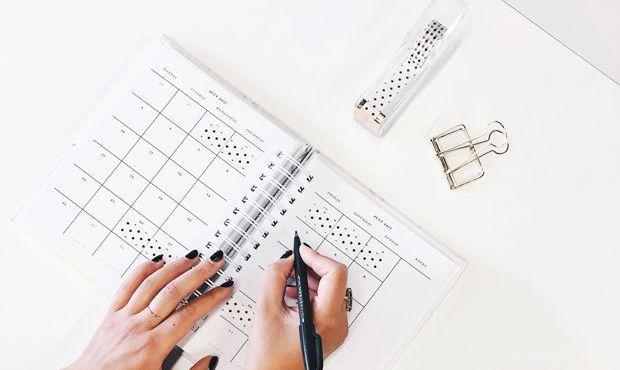 Anote aí: Planner e Agendas 2019